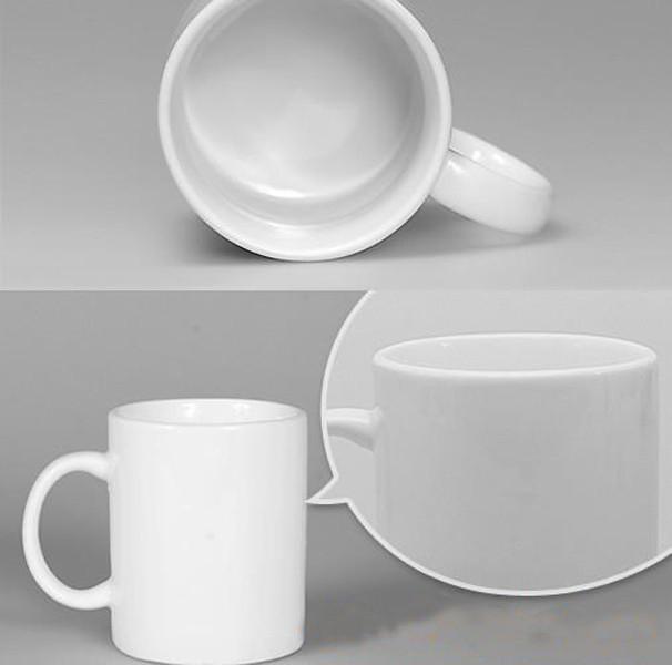 لیوان سفید،لیوان سفید سابلیمیشن،لیوان خام سفید