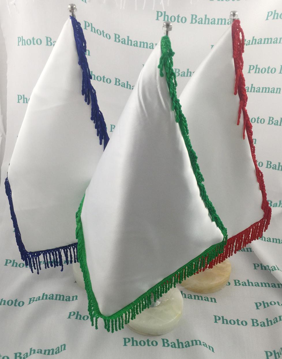 پرچم رومیزی،پرچم رومیزی خام،چاپ پرچم،فروش پرچم رومیزی