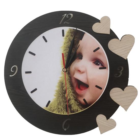 ساعت ام دی اف،ساعت سابلیمیشن،ساعت چوبی