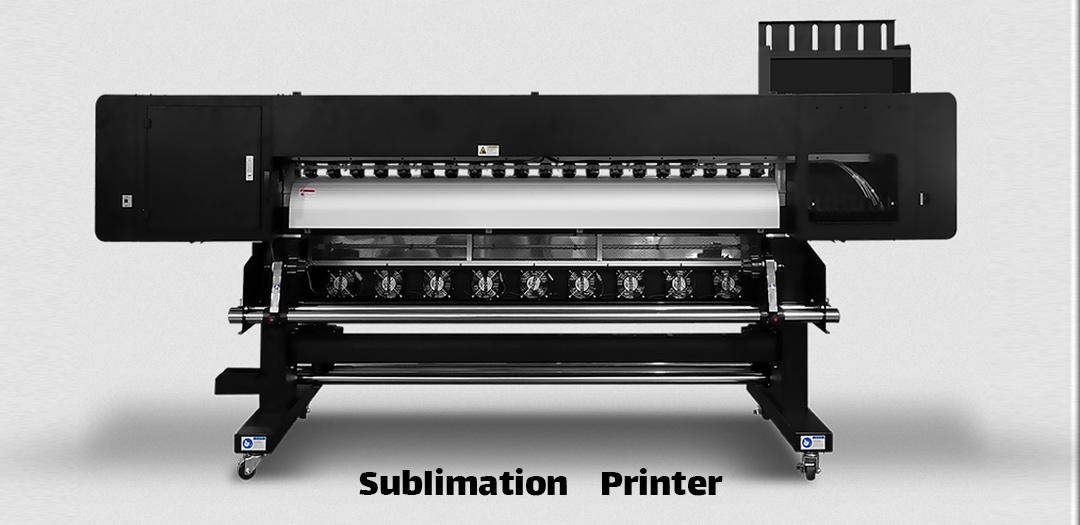 دستگاه چاپ سابلیمیشن
